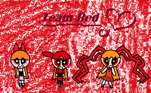 Team Red by XxStrawberryQueenxX