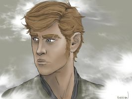 Remus' Portrait by kwhelan