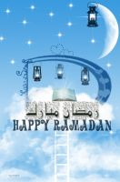 happy ramadan 2014 by skyprincessE
