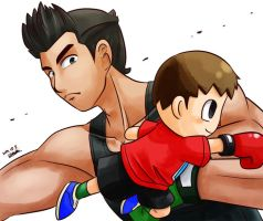 Double Punch by amito
