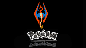 pokemon + skyrim = best game ever by thadesoben