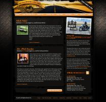 USA MotoTrip Ministry Website by Cameron-Schuyler