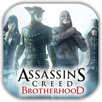 AC Brotherhood Game Icon by Wolfangraul