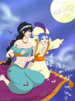 Magi: A Whole New World by Hei-Chan