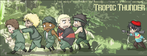 TT: Soldiers, Brothers, Heroes by DemonBunny
