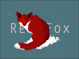 The Red Fox by SunStateGalleries