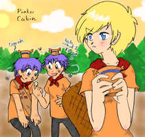 cl - Pinto Cabin Crew by Cloud-Kitsune