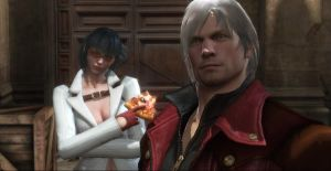 Dante and Lady by douser