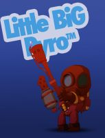 Little Big Pyro by BlattWerk