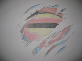 Superman Symbol by Zibarian