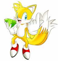 Tails the Fox by CheloStracks