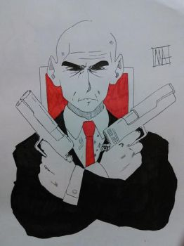 Agent 47 by CinemaCut
