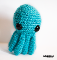 Blue Octopus by tiny-moon