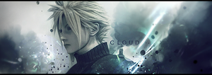 Cloud Strife by SmashLord