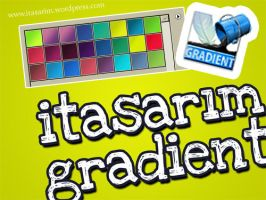 i-Tasarim Gradient by noor-maryam