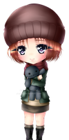 Pathologic - Chibi Klara by Chierue