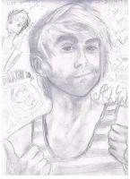 Alex Gaskarth by Courage-Earthworm8