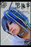 Ciel Phantomhive - Cyber by SuperMinaco