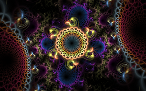 amazing lightful pattern by Andrea1981G