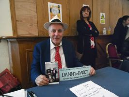 Danny Darcy - Bolton Sci-Fi and Comic Fair 21-6-15 by zentron