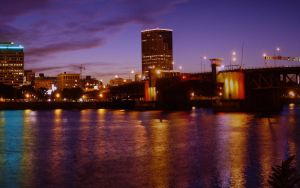Portland Sunset WP3 by relativity17