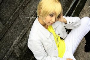 durarara: kida by Luckychannel