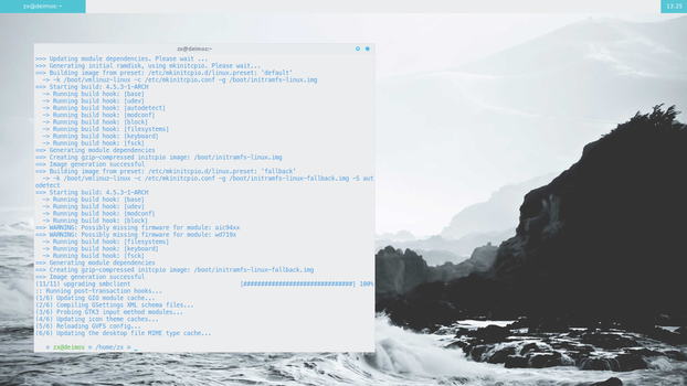 [openbox] Arch - Trying something new. by LovelyBacon