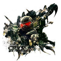 crysis logo by cooltraxx