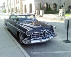 1955 Chrysler Imperial by Shadow55419