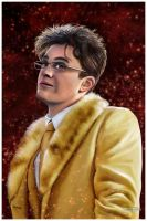 Mason Verger - The Contracting Universe by thecannibalfactory