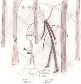 Slender: The Arrival by GablesMcgee