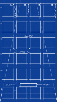 Blueprint for iPhone 5 by mtnbikerbrad