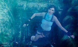 Tomb Raider: Mysteries Of The Ocean by SallibyG-Ray