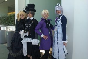AX-Black Butler Group by Inkblot-Rabbit