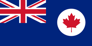 British Canadian Flag by Alternateflags