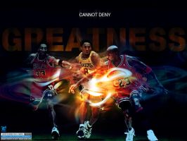 Cannot Deny Greatness 1024x768 by YaDig