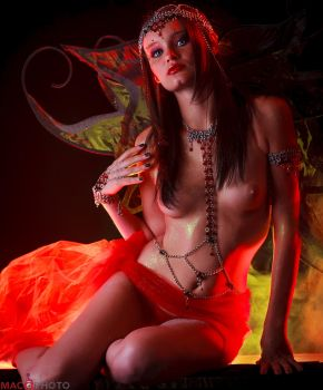 Fae of the Fire by Mac--Photo