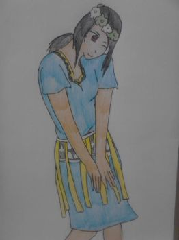 Tuvalu (Hetalia OC Work in Progress) by Blackrosehunter