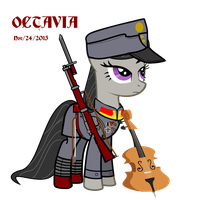 Octavia (Austro-Hungarian soldier) by fORCEMATION