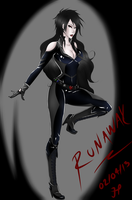 Runaway, The Famous Immortal Thief by JAYNE-HZ