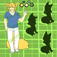 Fennecat Boy -AUCTION- -CLOSED- by DeerestHammy