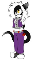 PC (1 of 2) - BlazeCookie by Puple-Chaos