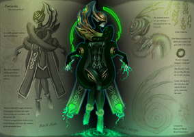 Forcectia The Cursed Witch (Story added) by RenePolumorfous