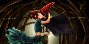 Over The Garden Wall: Goodbye by Mgx0
