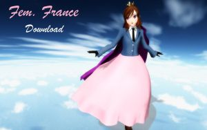 UPDATED Fem. France DOWNLOAD by Ringtail14