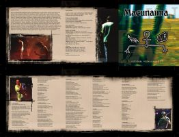 full cd cover macunaima by caio