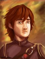 Hiccup by illustrationrookie