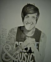 Austin Carlile by chrest0mathy