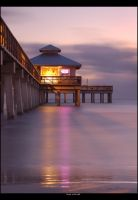 Fort Myers Pier by lucydrew