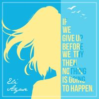 Eli Ayase Quotes by mikhaeldesign